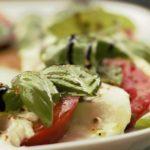 vinaigrette sur salade