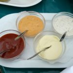 differentes sauces mayonnaises