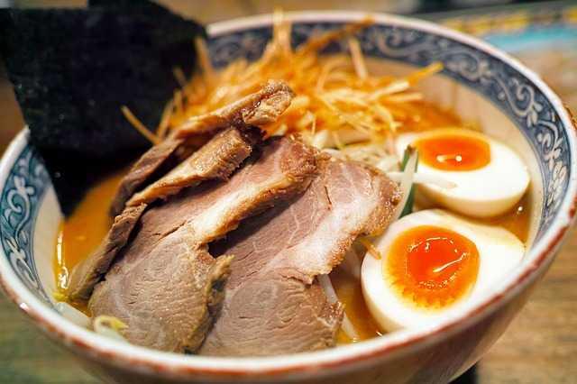 ramen recette de cuisine japonaise par excellence