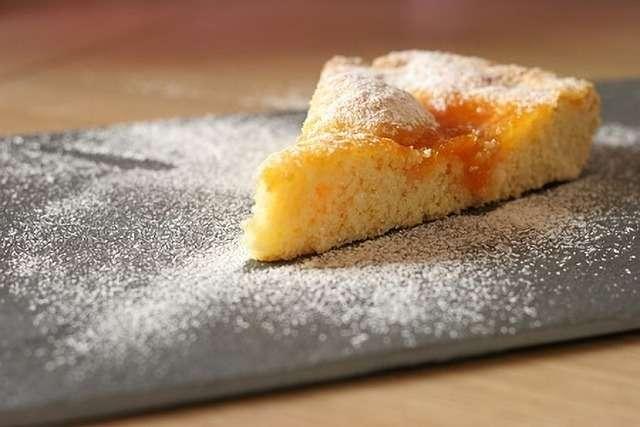 tarte à pâte molle a la confiture